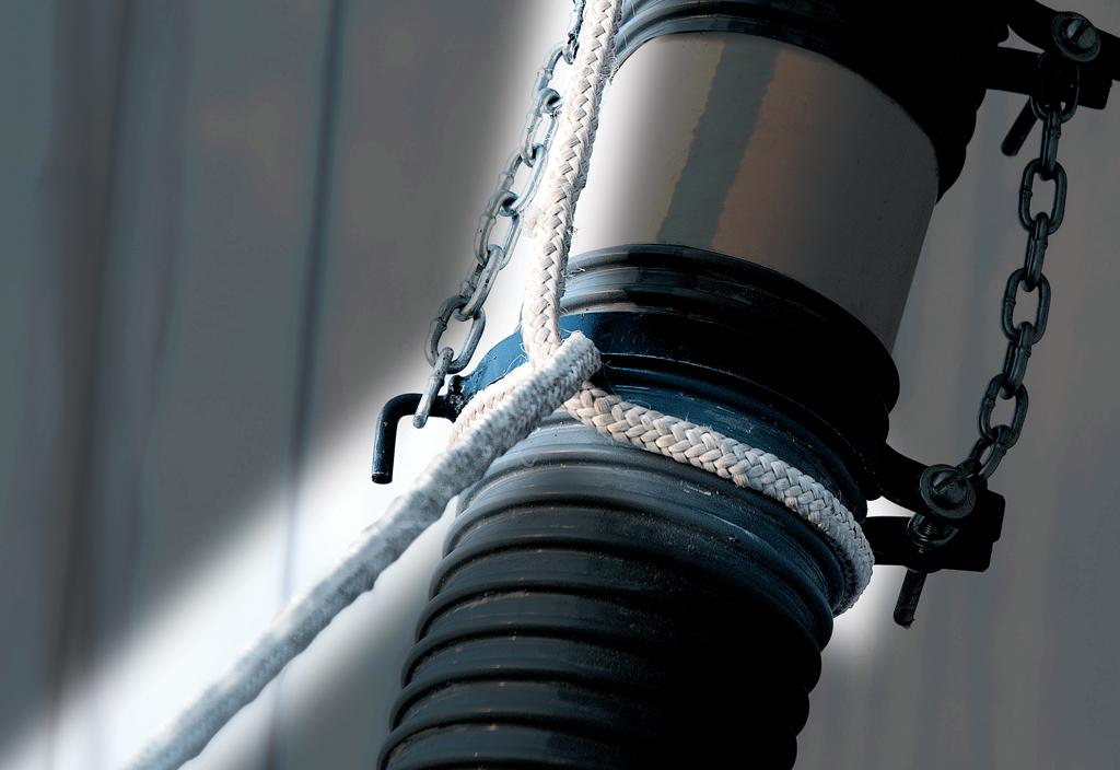 Corda de segurança - TAG